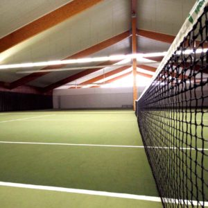 Tennisplatz – 60 Minuten