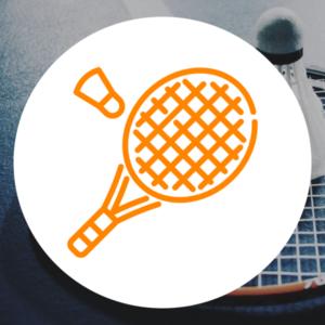 Badminton – 45 Minuten